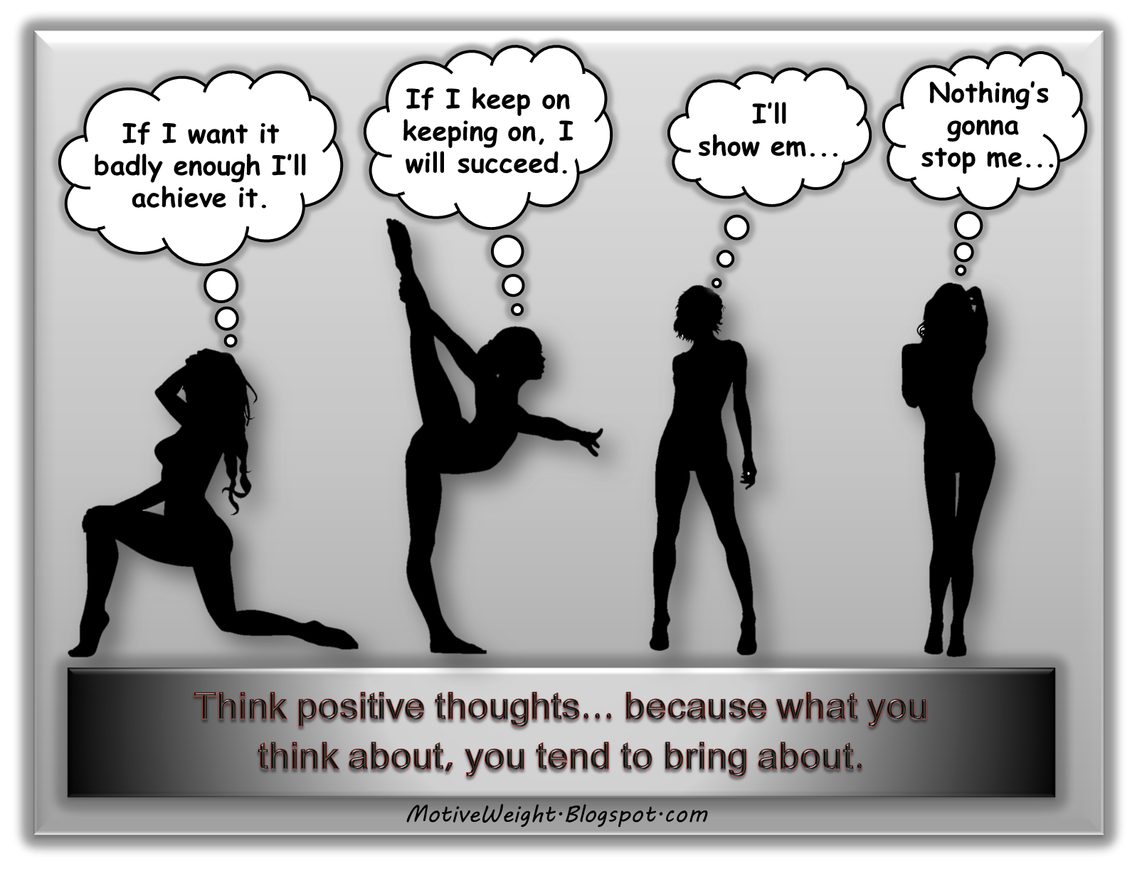 Leap Ahead With Positive Thinking