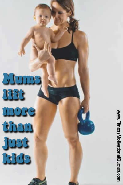 Go Workout Mom