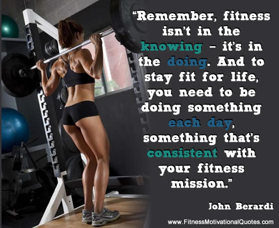 Once You Get Started, Stay Committed