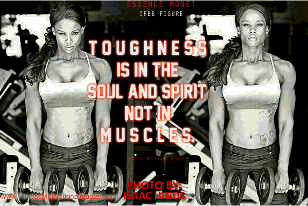 Toughness Is In The Spirit