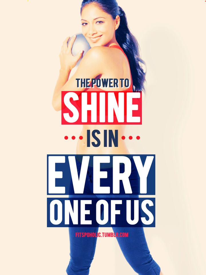 We All Have The Power To Shine