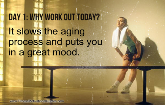 Why Workout Today?