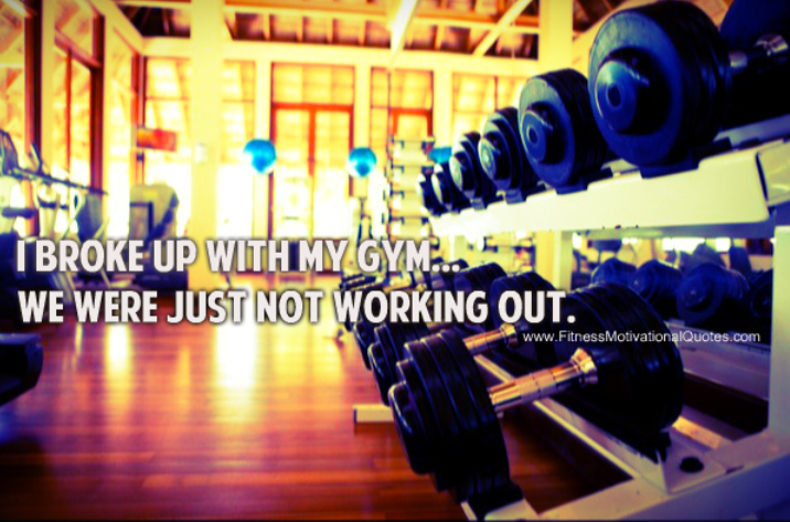 Don't Break Up - WORK it OUT!