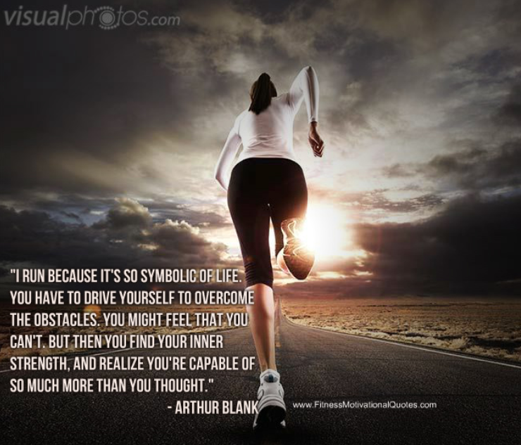 Running is a Gift From You To You