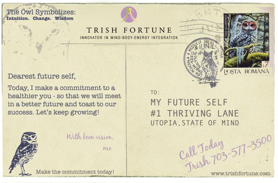 Send Your Future Self a Promise Note
