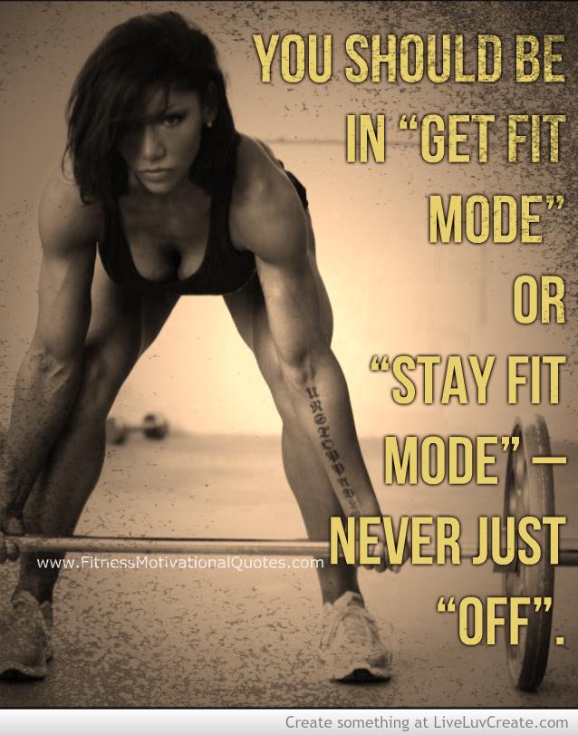 Thursday Fitness Motivation