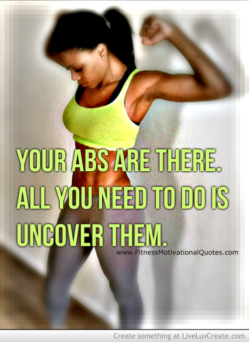 Uncover Your Abs