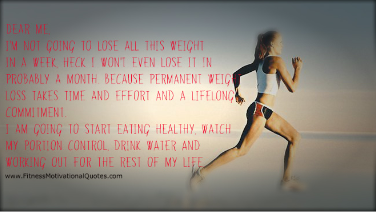 Healthy Lifestyle Is a Lifelong Commitment