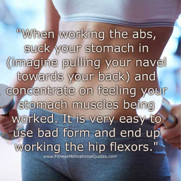 Quick Tips for Lean Abs
