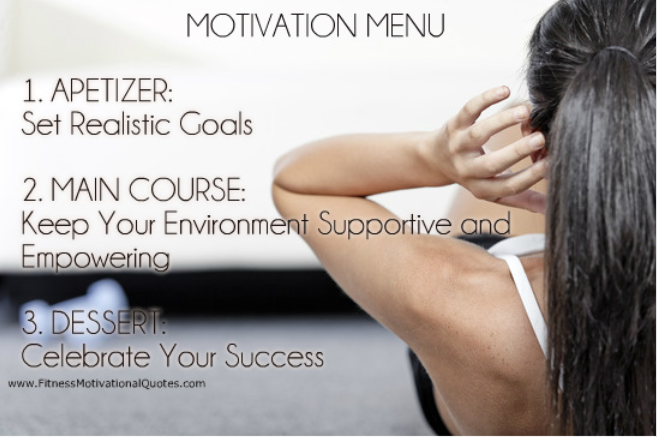 Motivation Menu