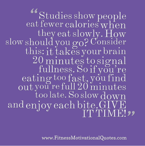 Lose Weight The Slow But Simple Way