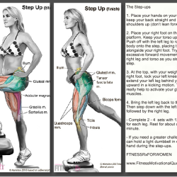 Step-up Exercise