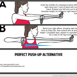 Push-Up Alternative