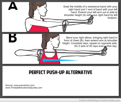 Push-Up Alternative