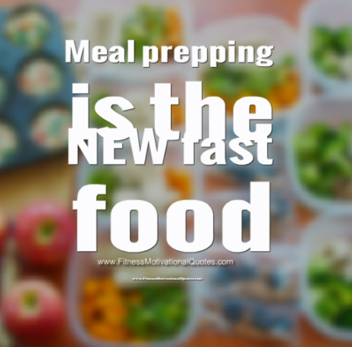 Meal Prep - A Fool-Proof Strategy