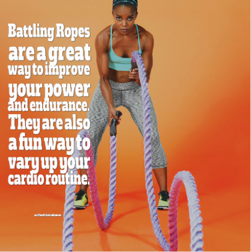 Battling Ropes