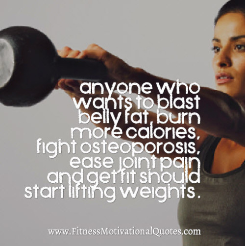 Every Woman Should Lift Weights