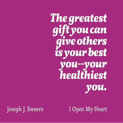 Health: the BEST GIFT