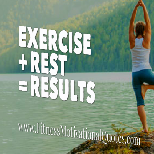 Do Not Skip Your Rest Days