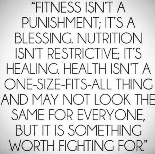 Exercise is Your Gift to You
