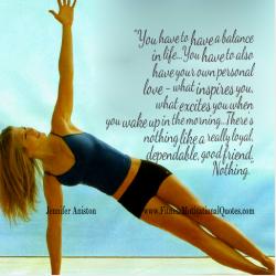 Create a Balanced Life