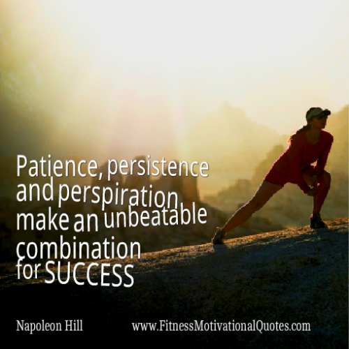 Persistence Is the Vehicle You Arrive In