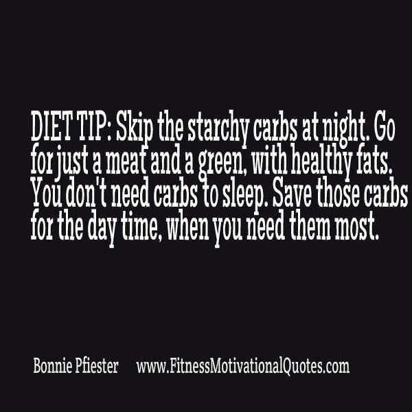 Diet Tip