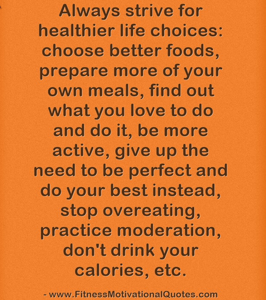 Strive for Healthy Living