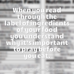 Read Nutrition Facts Labels